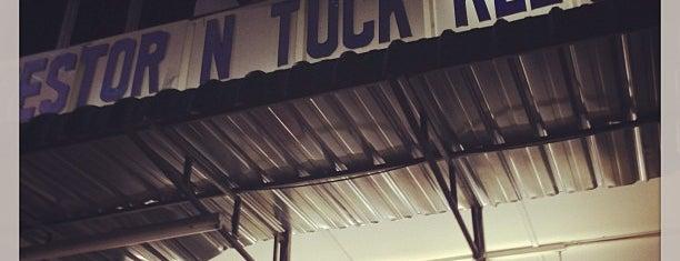 Restoran Sun Tuck Kee (新德记炒粉店) is one of Ipoh.