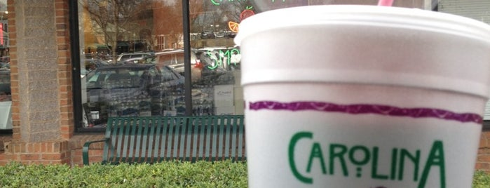 Carolina Smoothies is one of Clt food.