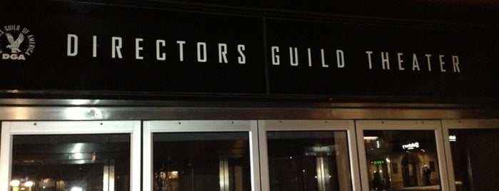 Directors Guild Theater is one of NEW YORK.