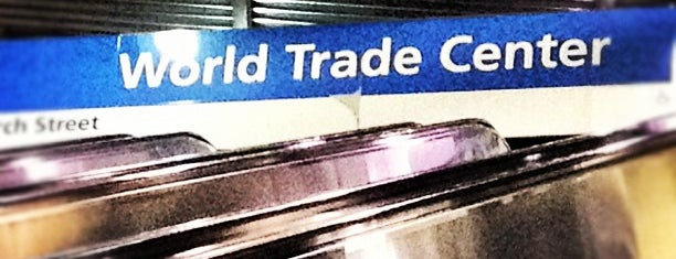 World Trade Center PATH Station is one of NY 2.