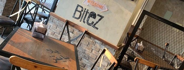 Bitez Burger بايتز برجر is one of Locais curtidos por Rogayah.