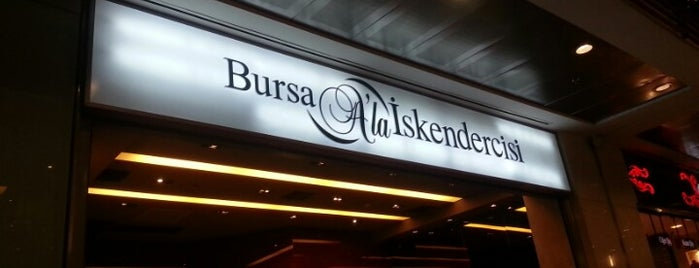 Bursa A'la İskendercisi is one of Tempat yang Disukai Guven.