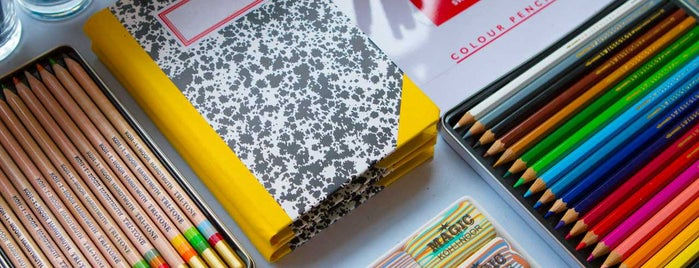 CW Pencil Enterprise is one of The Ultimate Guide to Shopping in NYC.