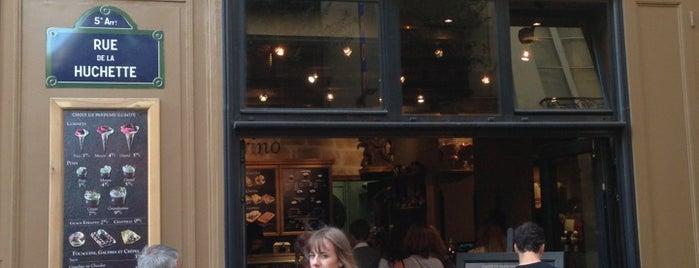 Amorino is one of Paris - best spots! - Peter's Fav's.