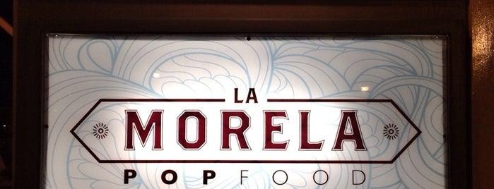 La Morela Pop Food is one of Tempat yang Disukai Alicia.