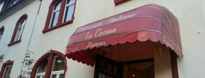 La Cucina is one of Orte, die Michael gefallen.