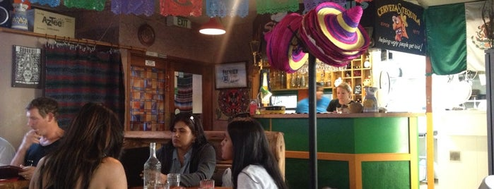 Sombreros Mexican Cantina is one of Queenstown.