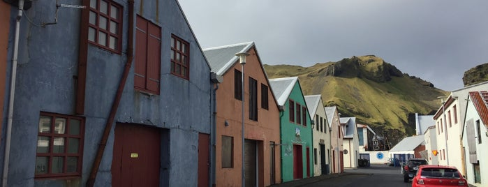 Vestmannaeyjar is one of Part 1 - Attractions in Great Britain.