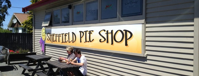 Sheffield Pie Shop is one of Perth/ NZ South Iand.