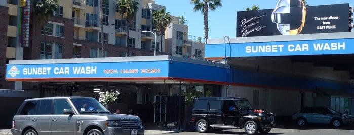 Sunset Car Wash is one of Lugares favoritos de Eddy.
