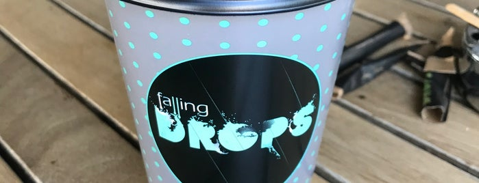 DROPS Cafe is one of Halilさんのお気に入りスポット.