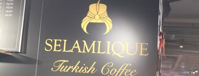 slamilique is one of Istanbul.