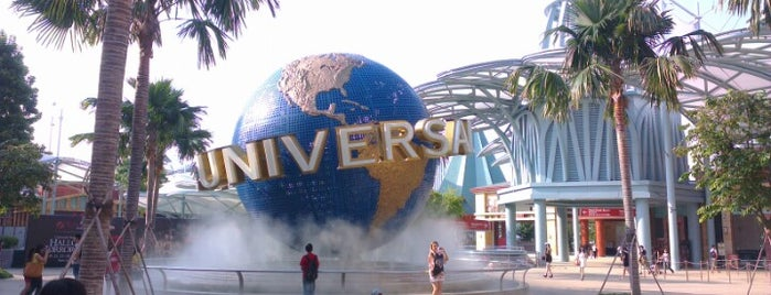 Universal Studios Singapore is one of World Heritage Sites!!!.
