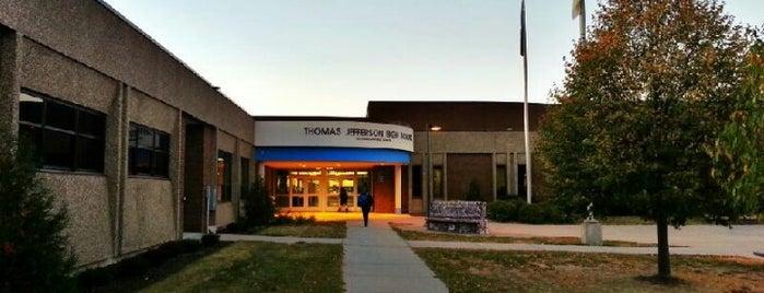 Thomas Jefferson Senior High School is one of Twin Cities High Schools.