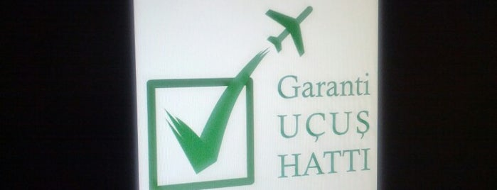 Garanti Uçuş Hattı is one of girayさんのお気に入りスポット.
