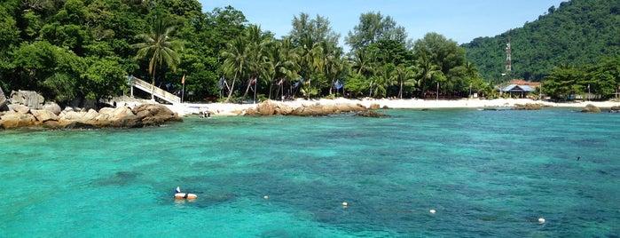 Perhentian Island Resort is one of Kevin 님이 좋아한 장소.