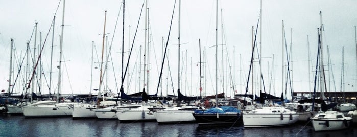 Setur Yalova Marina is one of Favorite.