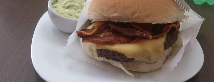 Nilo Burgers is one of Great Burgers in SP.