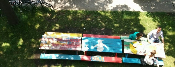 Savoir-faire Linux is one of Tempat yang Disukai Christian.