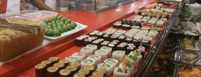Sushi Isao is one of Japoneses.