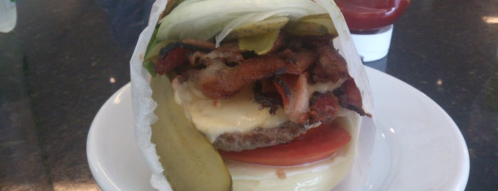 Burdog is one of Great Burgers in SP.