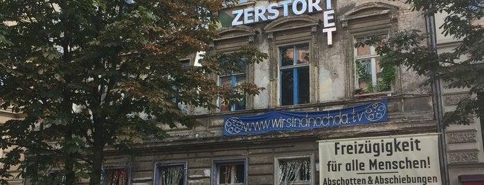 Tuntenhaus is one of Berlin.