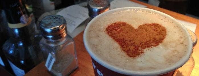 Baresso Coffee is one of Olgaçさんの保存済みスポット.