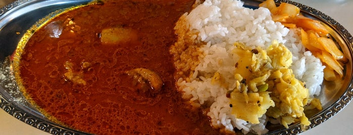 spice curry ムジャラ is one of LOCO CURRY.