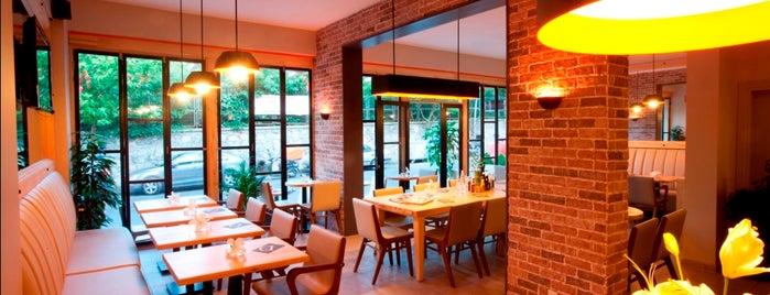 İstanbul'daki İtalyan Restorantları