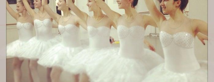 Petit Ballet is one of Lieux qui ont plu à Paulo.