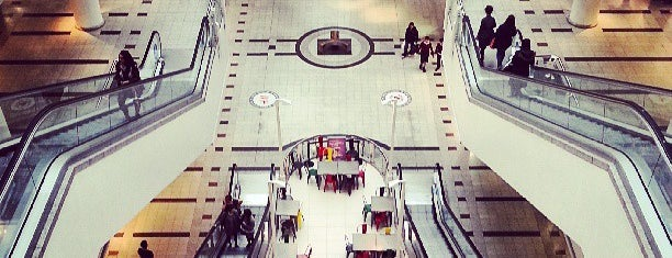 The Bentall Centre is one of Went before 2.0.