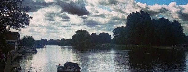 Kingston Riverside is one of Posti che sono piaciuti a Del.