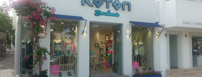 Koton Beachwear is one of Bodrum ♡ Bodrum.