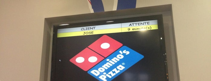 Domino's Pizza is one of Damienさんのお気に入りスポット.
