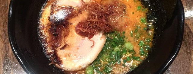 Jinya Ramen Bar is one of Houston Tx.