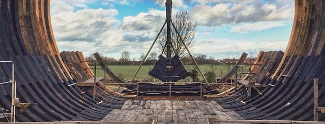 Gravelines is one of Ships (historical, sailing, original or replica).