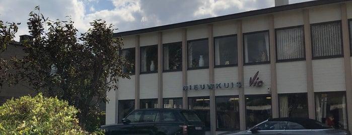 Nieuwkuisbedrijf Vic is one of Geoffrey : понравившиеся места.