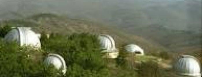 Крымская астрофизическая обсерватория is one of Orte, die Antony gefallen.