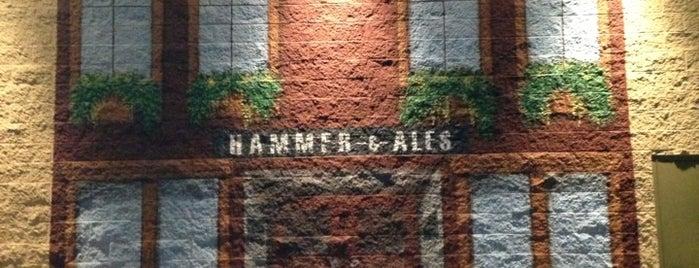 Hammer & Ales is one of Las Vegas Bars.