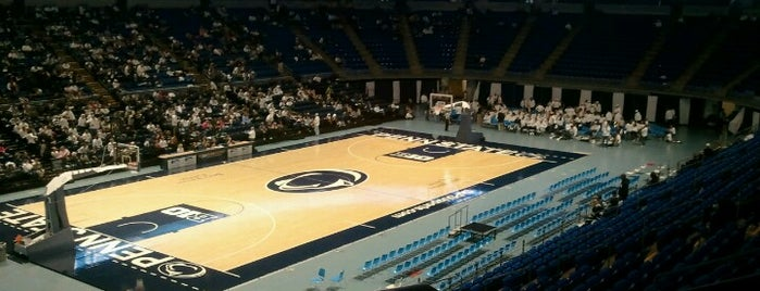 Bryce Jordan Center is one of Big Ten Men's Basketball Arenas.