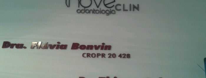 Inoveclin Odontologia is one of Locais curtidos por Vanessa.