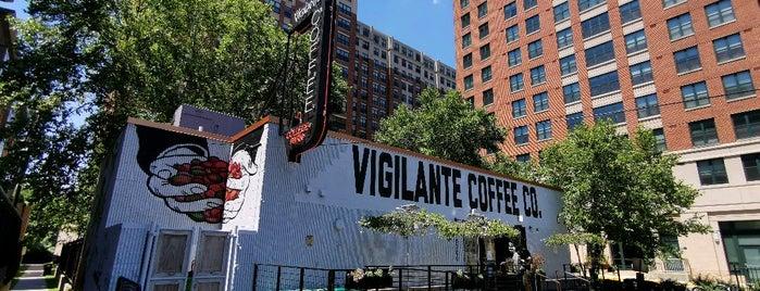 Vigilante Coffee is one of Tempat yang Disukai Cole.