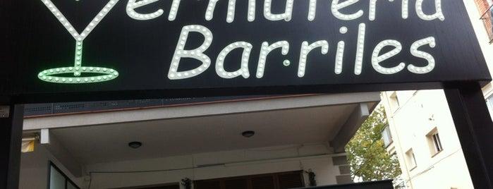 Vermutería Barriles is one of Gespeicherte Orte von Abelardo.