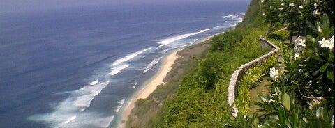 BVLGARI Resort Bali is one of Uluwatu.