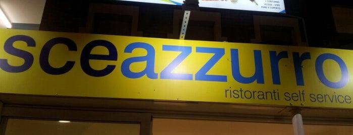 Ristorante Pesce Azzurro is one of Vacanza Rimini 2014.