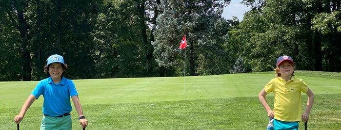 Sligo Creek Golf Course is one of Outdoors & Recreation.