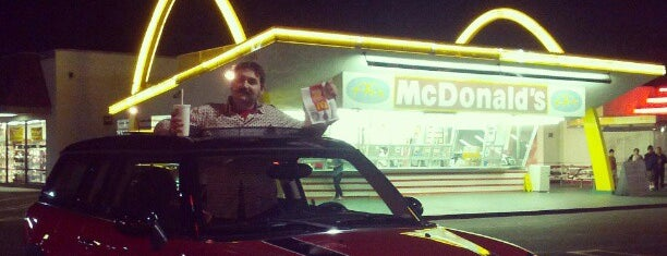 McDonald's is one of USA Trip.