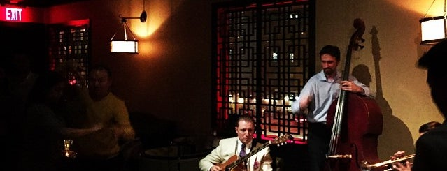 Pegu Club is one of The World of NYC Swing Dancing.