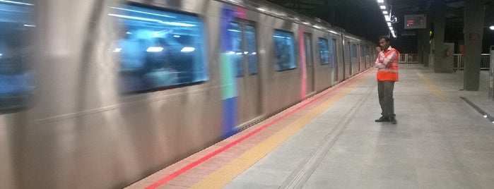 Chakala Metro Station is one of Line 1 (Mumbai Metro).