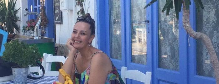 "Restaurant ""KOKKARI"" is one of Greece Islands."